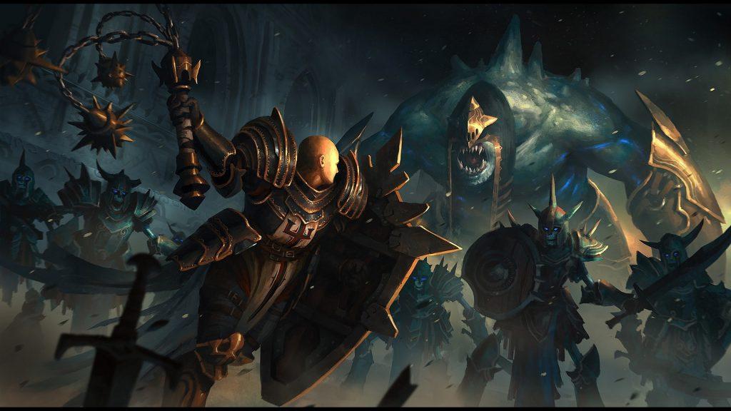 Diablo III: Reaper Of Souls Full HD Wallpaper