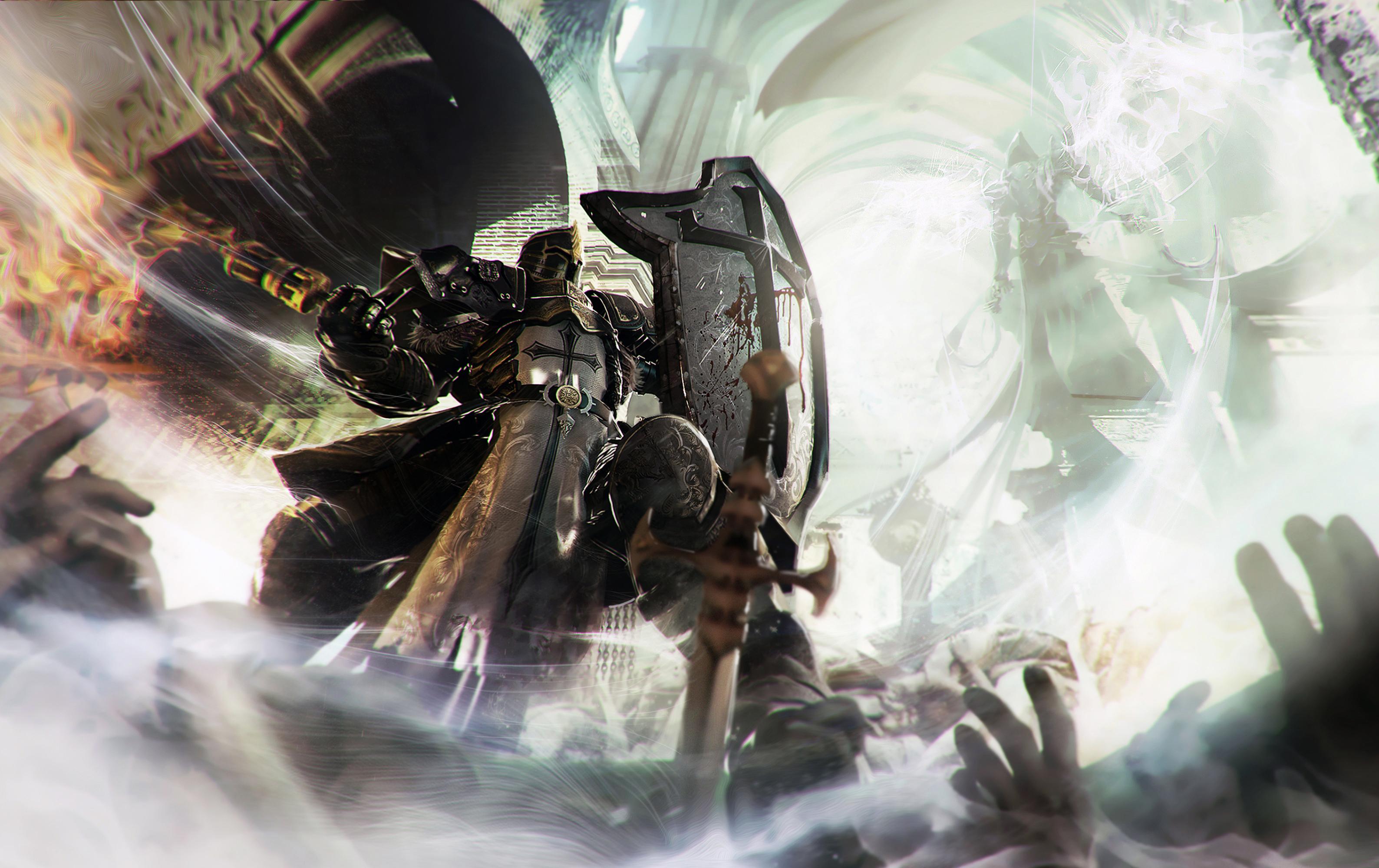 Diablo III Reaper Souls Wallpapers