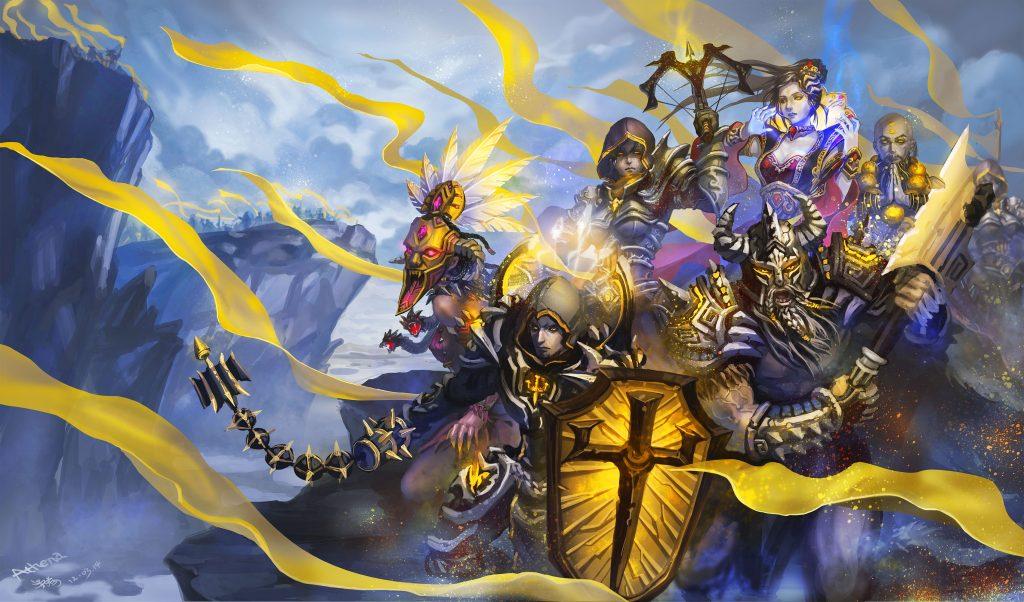 Diablo III: Reaper Of Souls Wallpaper