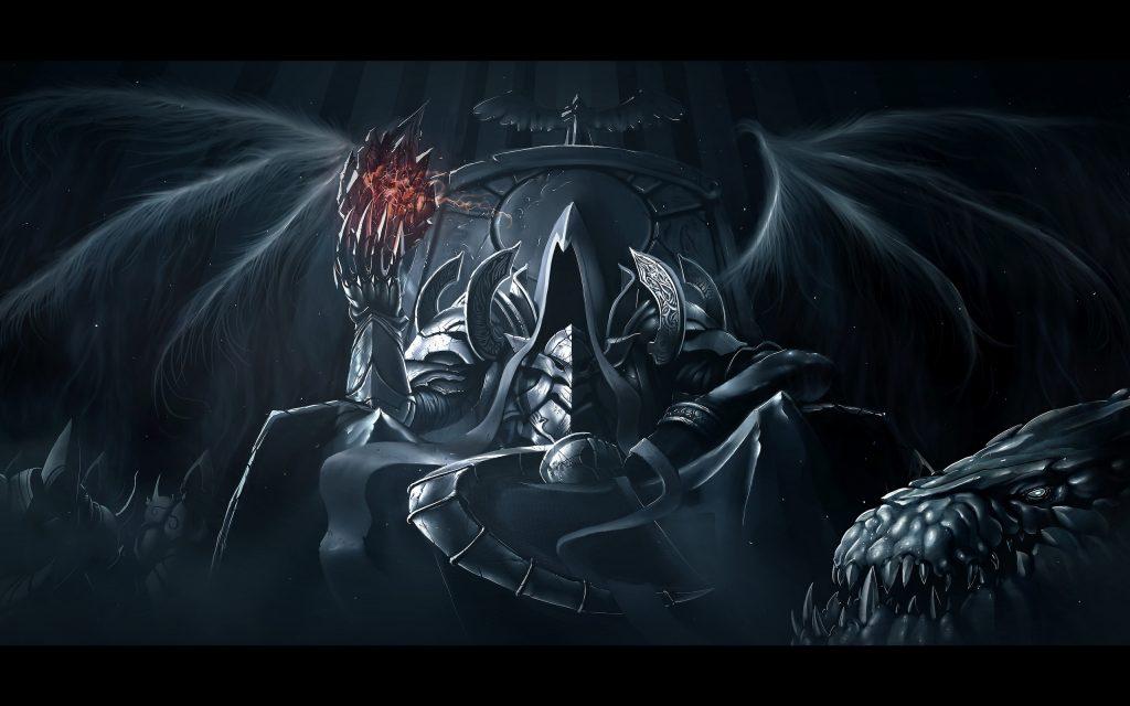 Diablo III: Reaper Of Souls Widescreen Wallpaper