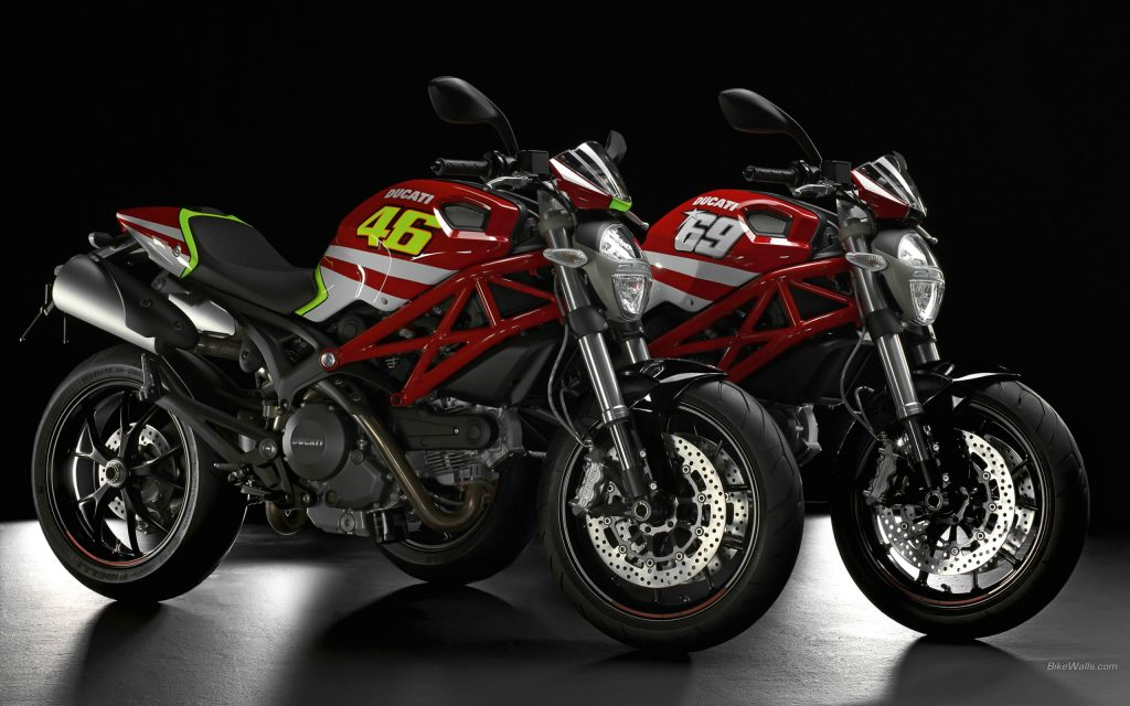 Ducati Widescreen Wallpaper