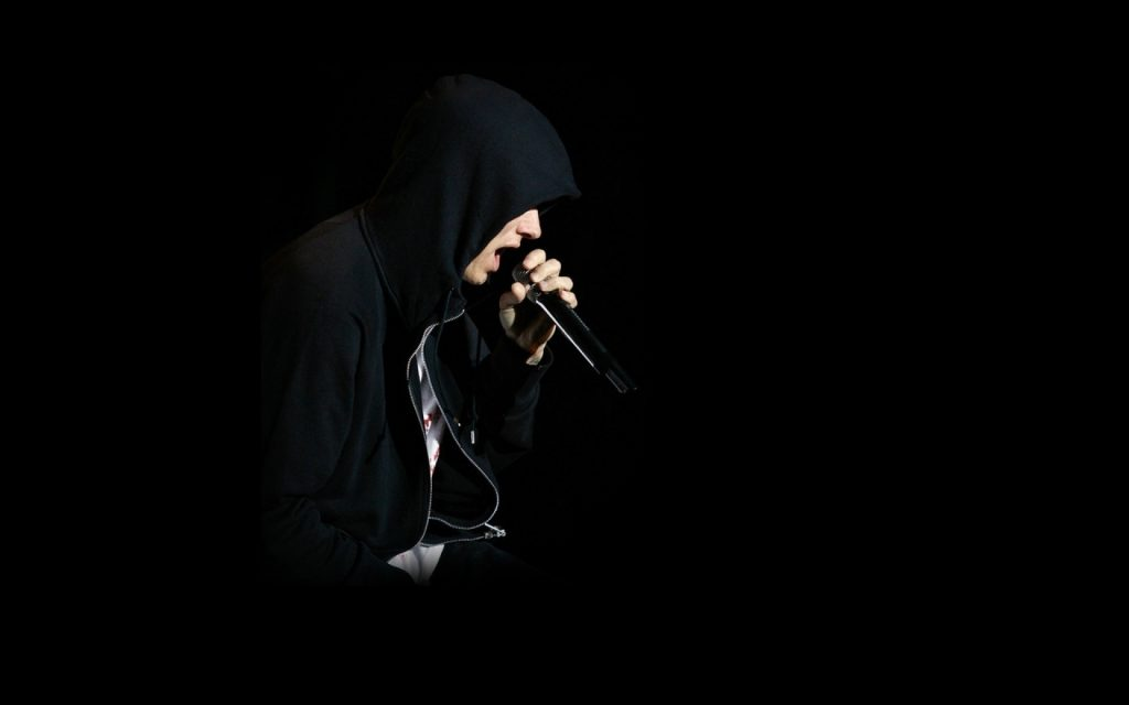 Eminem Widescreen Wallpaper