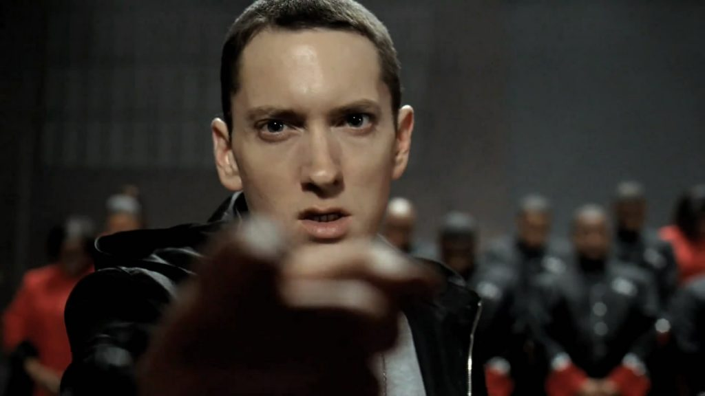 Eminem Full HD Wallpaper