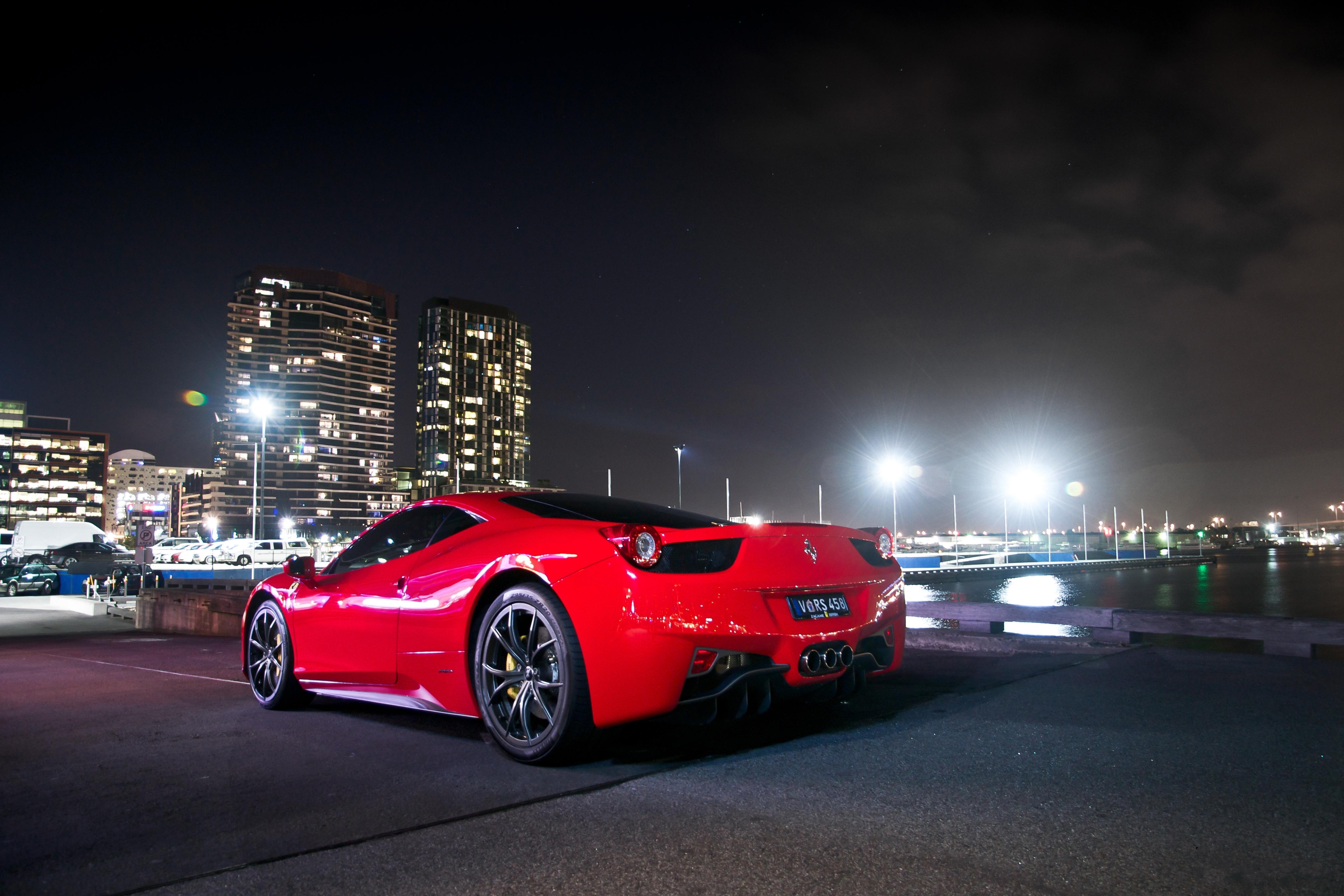 Get Ferrari Wallpaper 1456 X 2592  Background