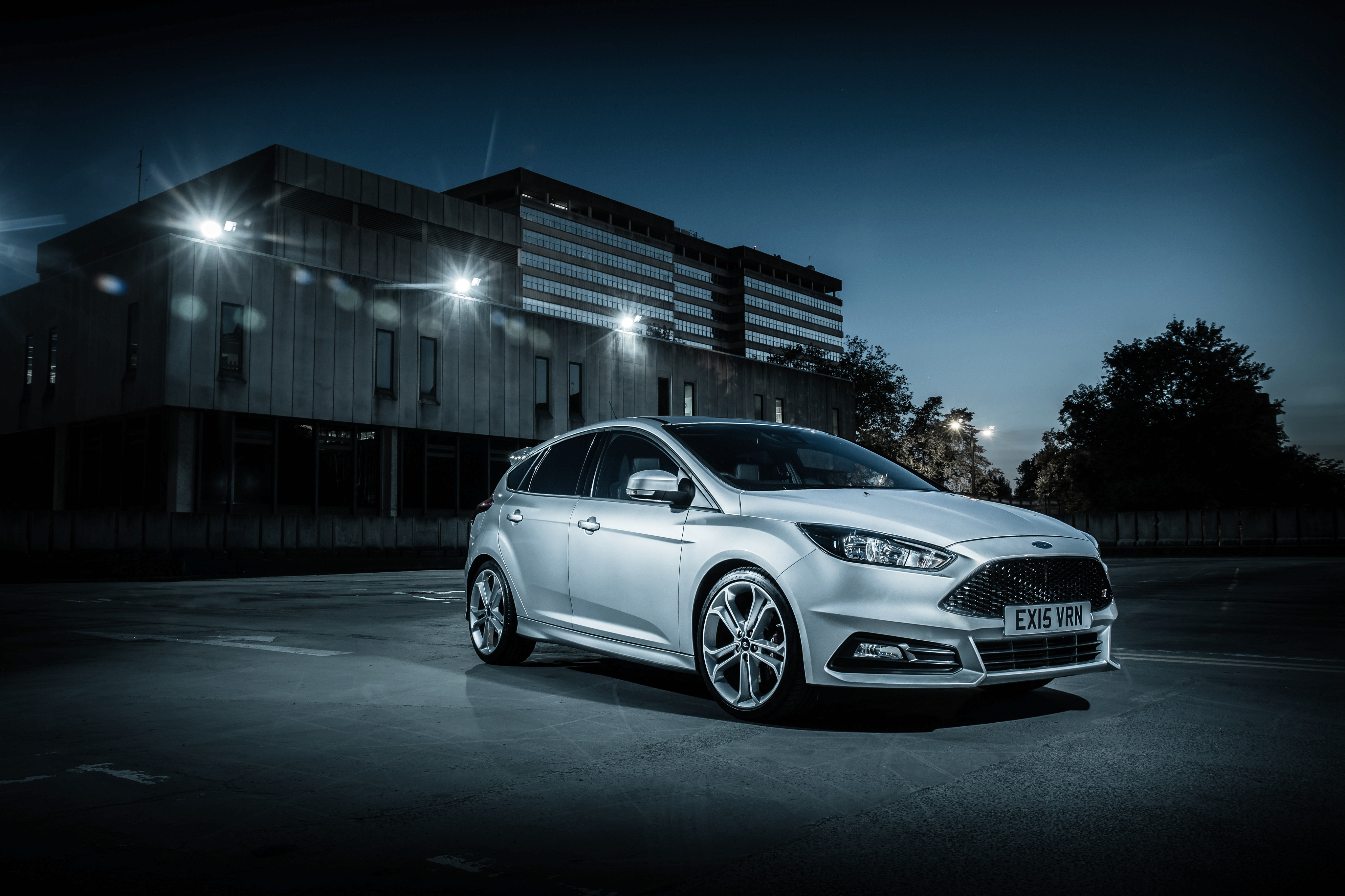 Ford Focus Wallpapers, Pictures, Images