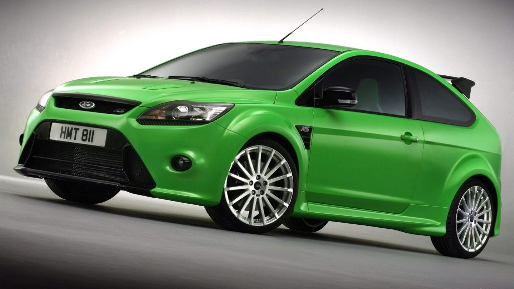 Ford Focus Full HD Wallpaper
