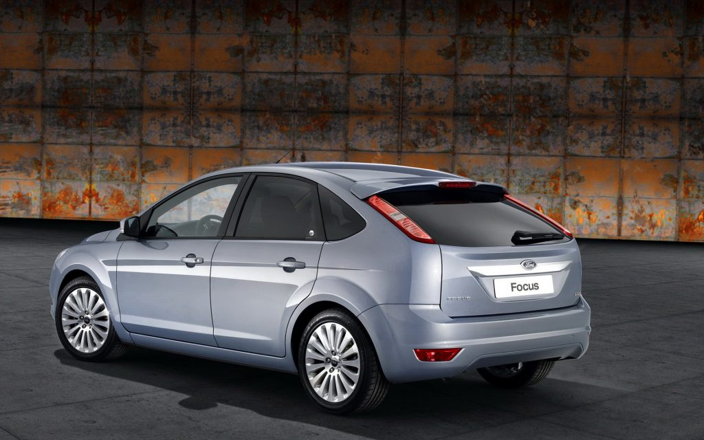 Ford Focus Widescreen Wallpaper