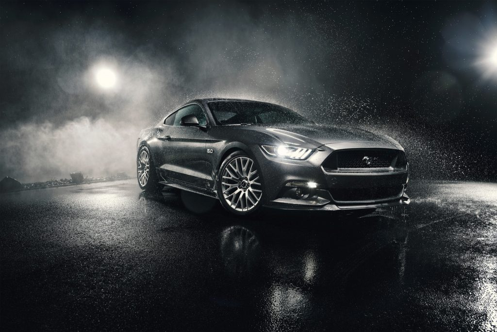 Ford Mustang GT Wallpaper