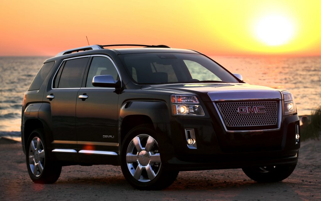GMC Widescreen Wallpaper