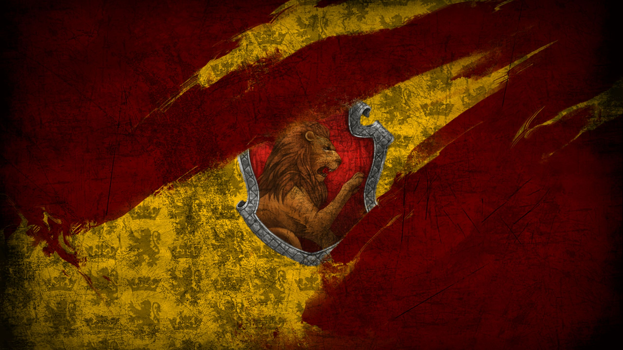 Harry Potter Wallpaper Aesthetic Gryffindor