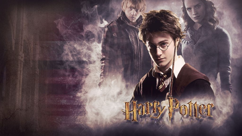 Harry Potter Full HD Wallpaper
