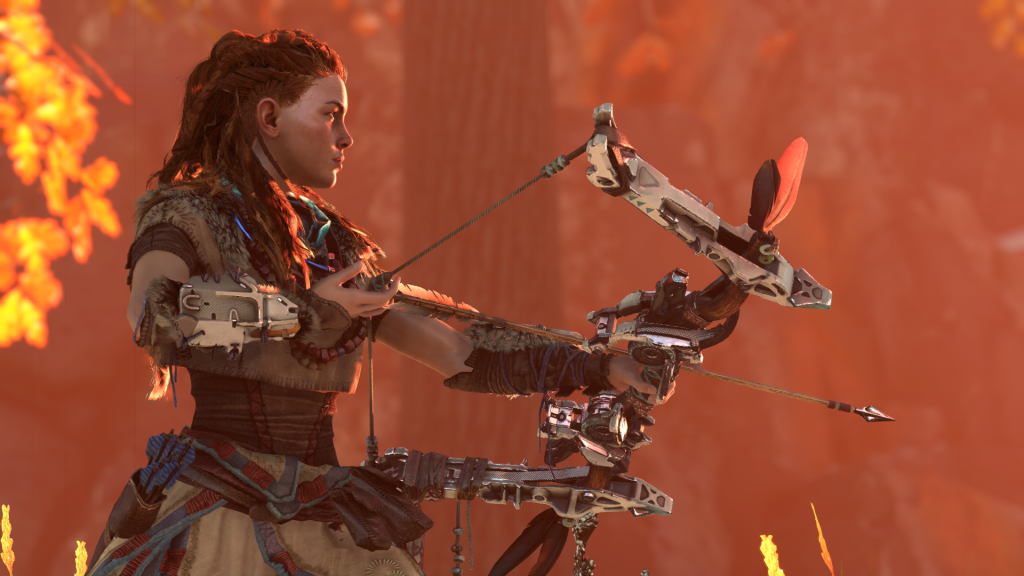 Horizon Zero Dawn Full HD Wallpaper