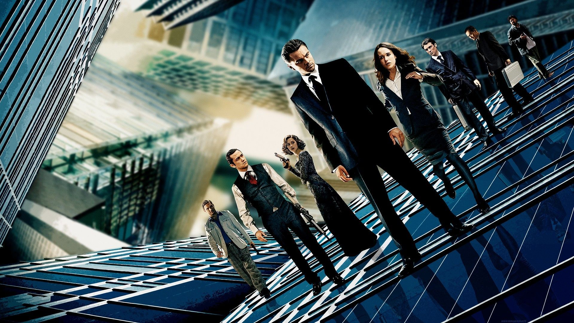 Inception: Inception Wallpapers, Pictures, Images