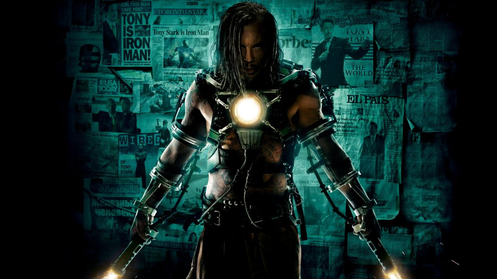 Iron Man 2 Full HD Wallpaper