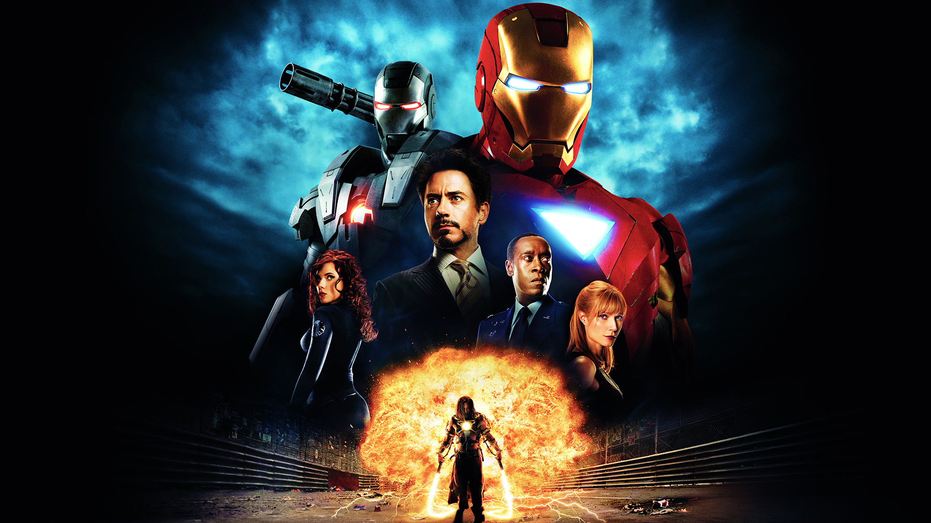 Iron Man 2 Wallpapers, Pictures, Images