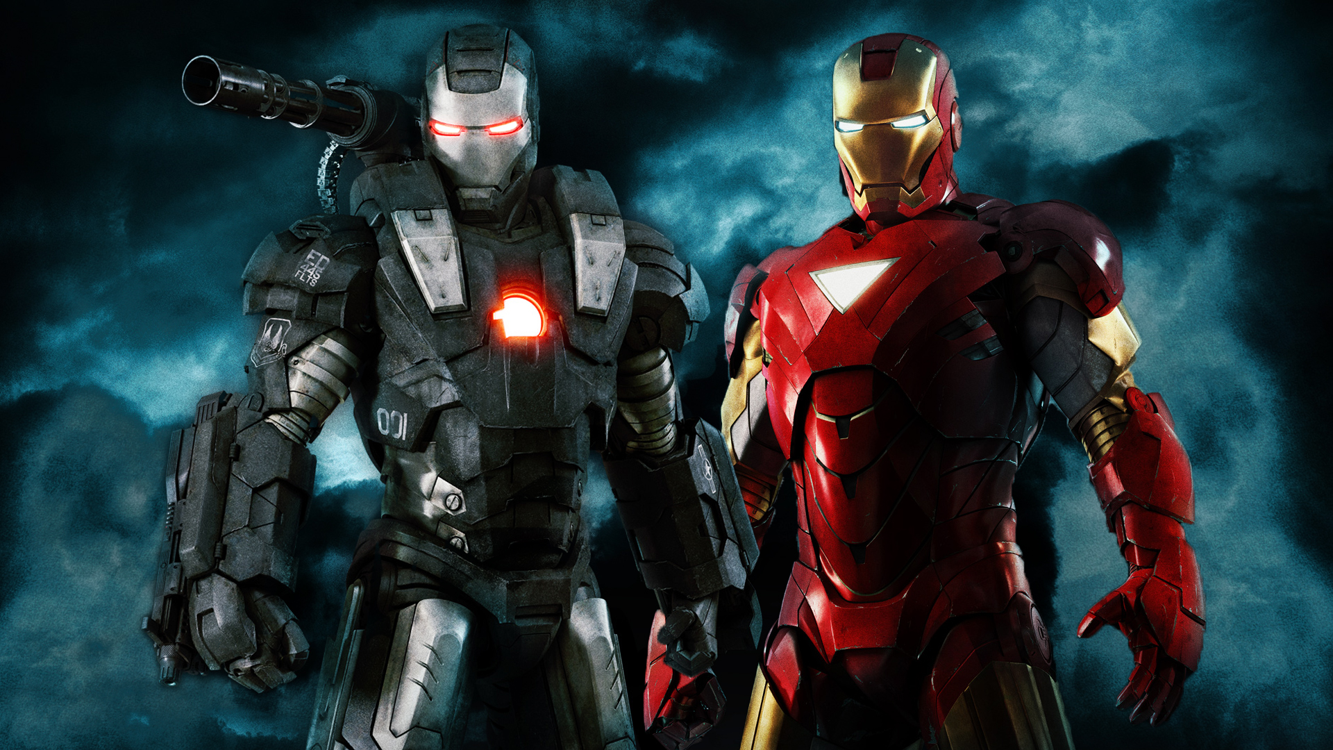 Iron Man Wallpapers Full Hd Desktop Background: Iron Man 2 Wallpapers, Pictures, Images