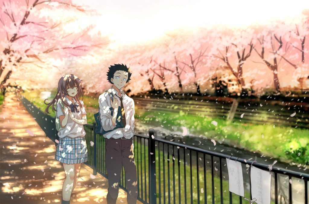 Koe No Katachi Wallpaper