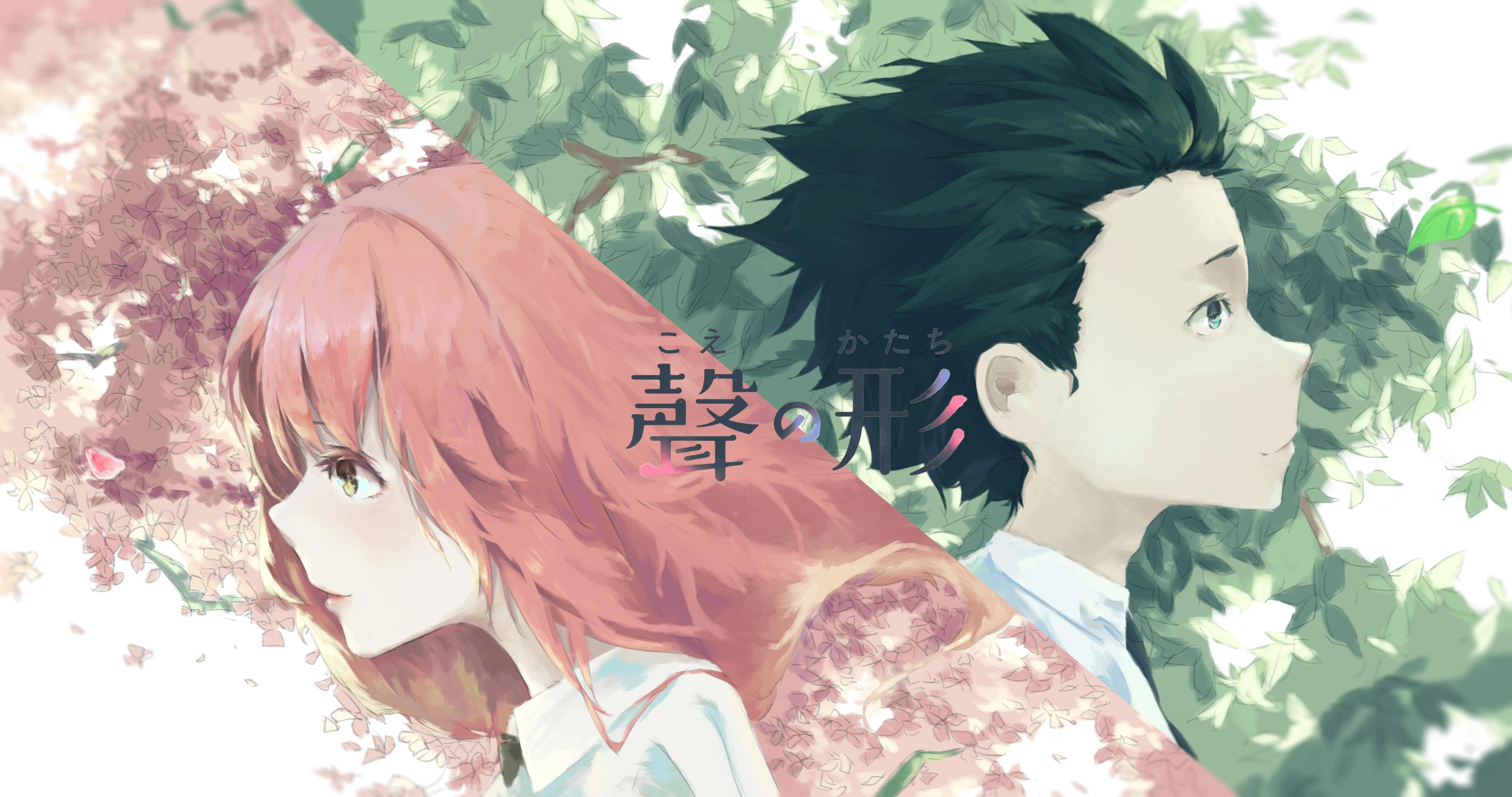 Hd wallpaper koe no katachi - Koe No Katachi Wallpapers Pictures Images