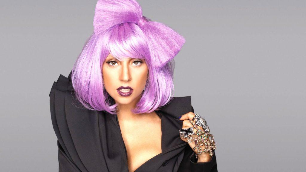 Lady Gaga Full HD Wallpaper