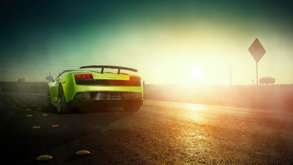 Lamborghini Full HD Wallpaper