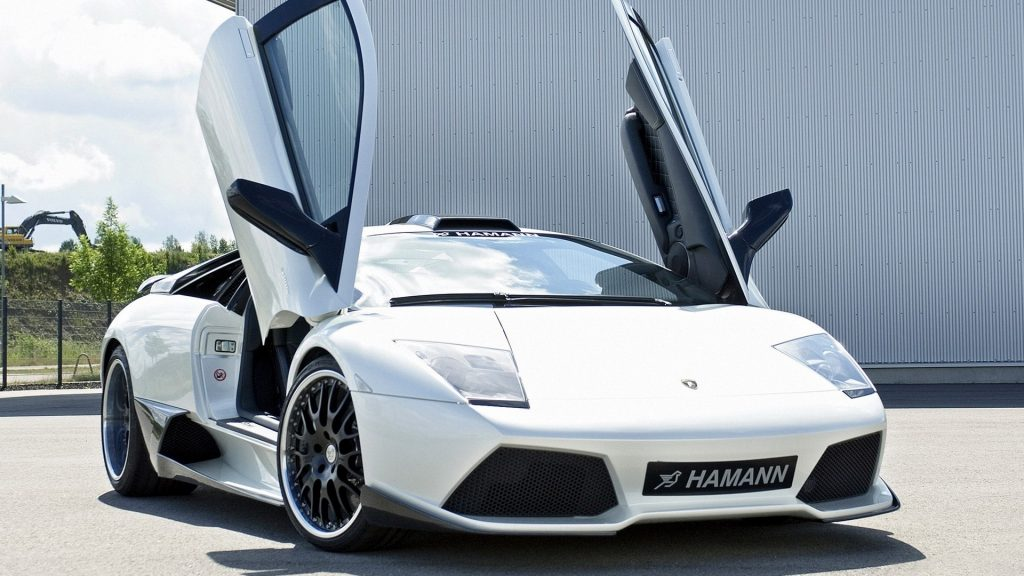 Lamborghini Murciélago Full HD Wallpaper