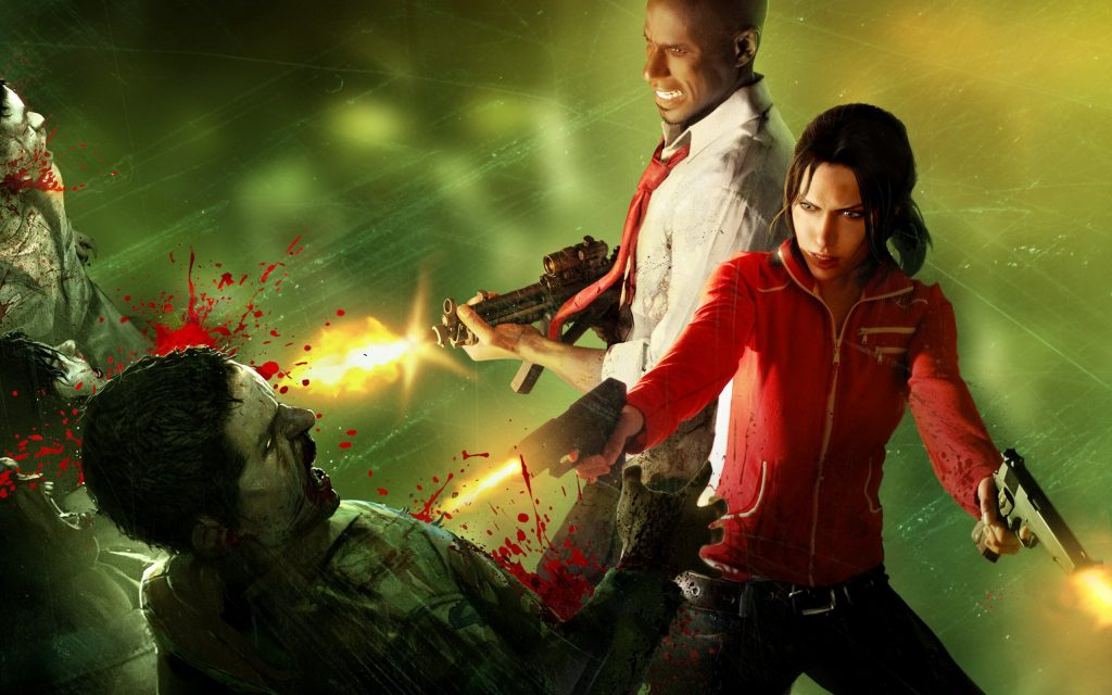 Left 4 Dead Widescreen Wallpaper