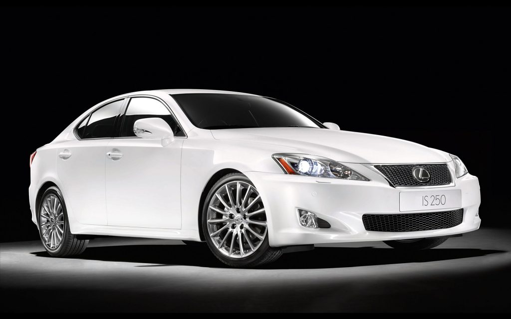 Lexus Widescreen Wallpaper