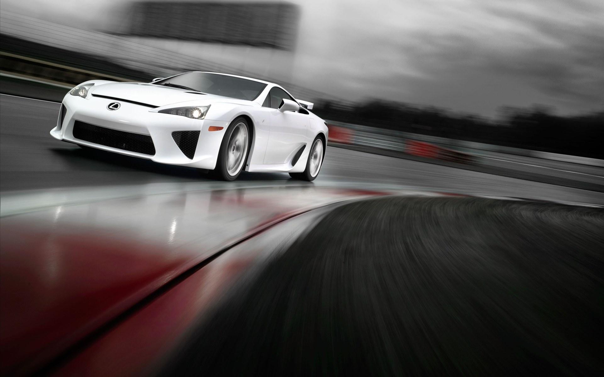 Lexus Lfa Wallpapers Pictures Images
