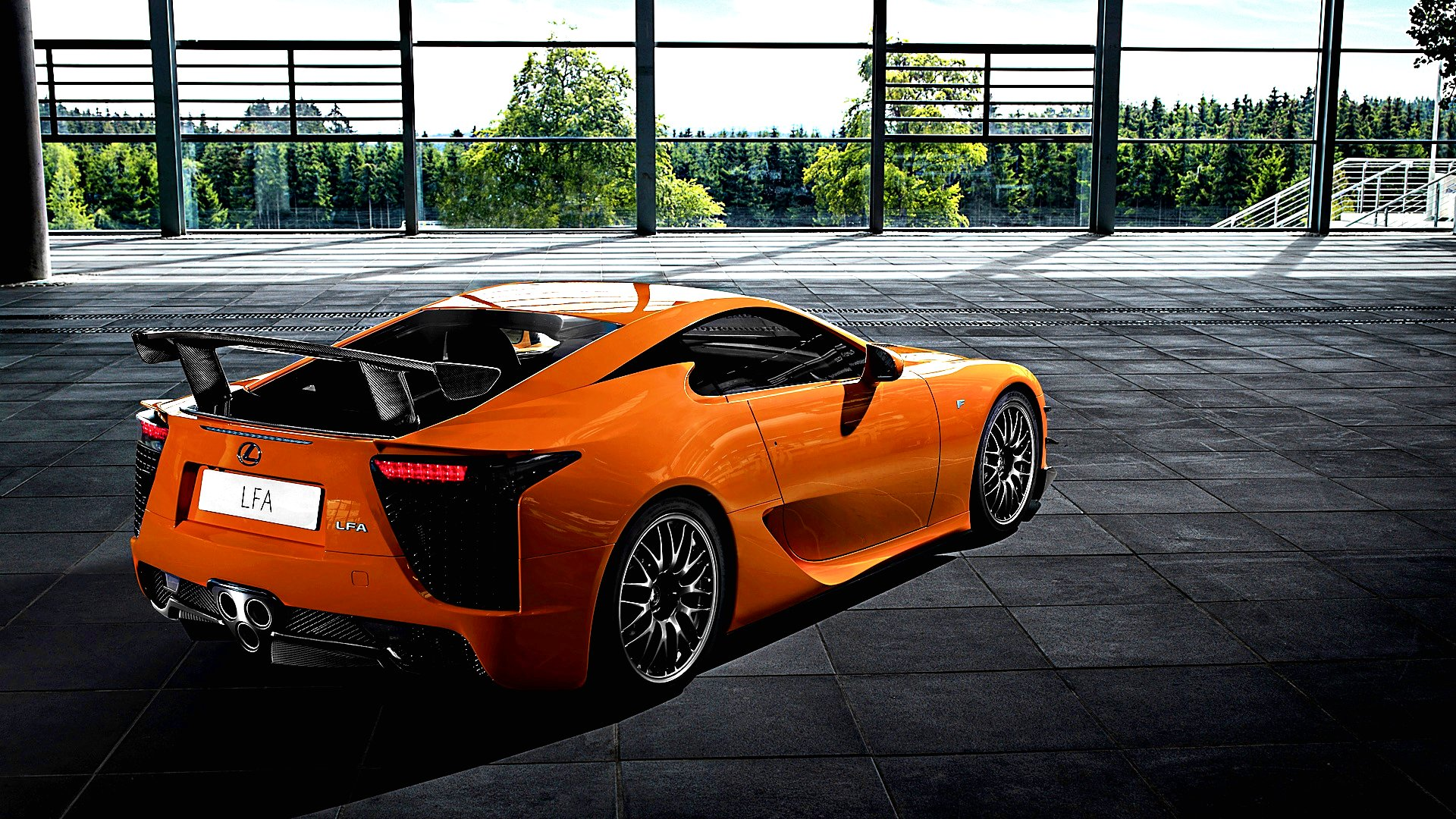 Lexus Lfa Wallpapers Pictures Images