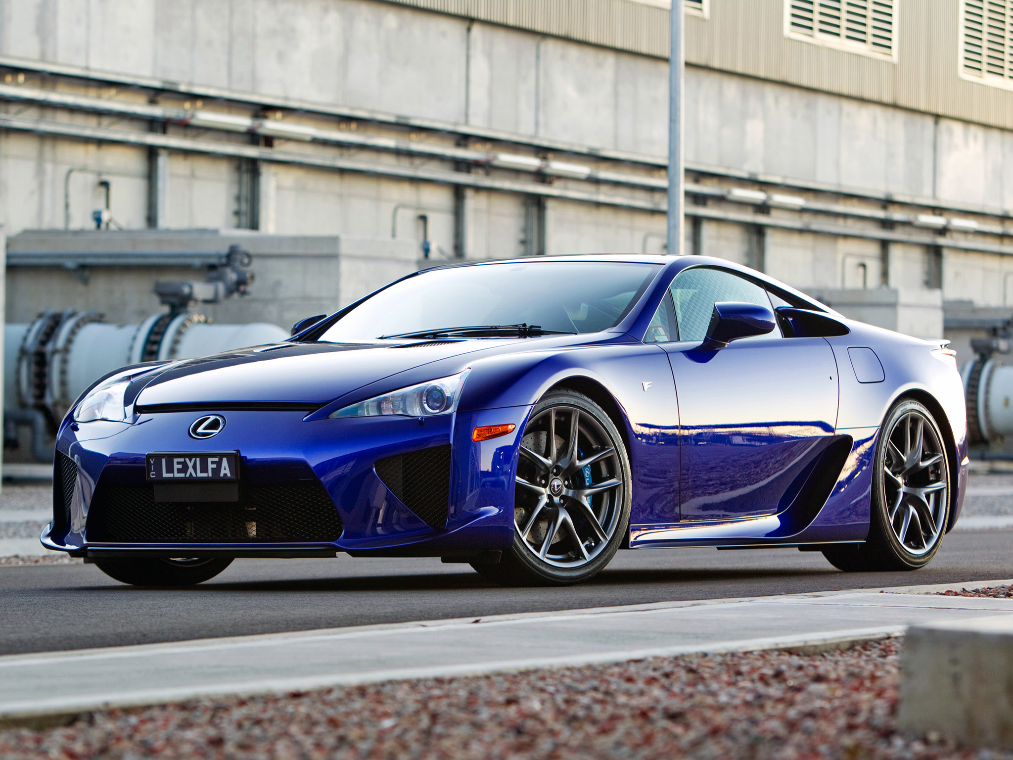 wallpapers lexus lfa - photo #31