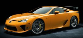 Lexus LFA Wallpapers