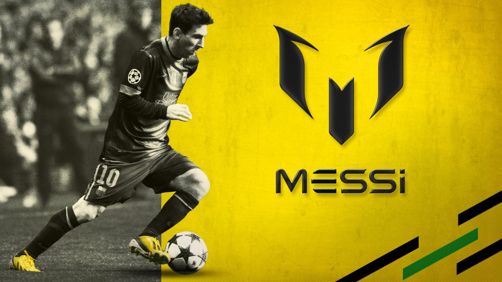 Lionel Messi Full HD Background