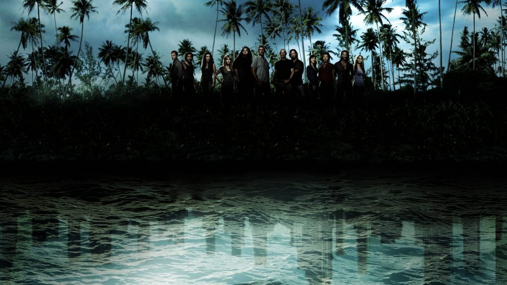 Lost Full HD Wallpaper