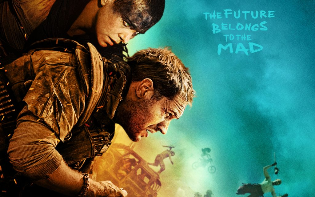 Mad Max: Fury Road Widescreen Wallpaper