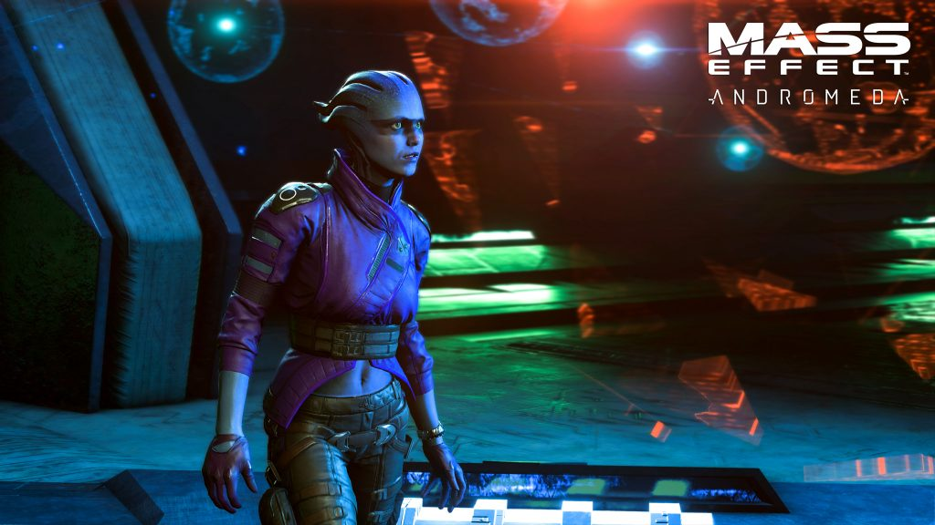 Mass Effect: Andromeda 4K UHD Wallpaper