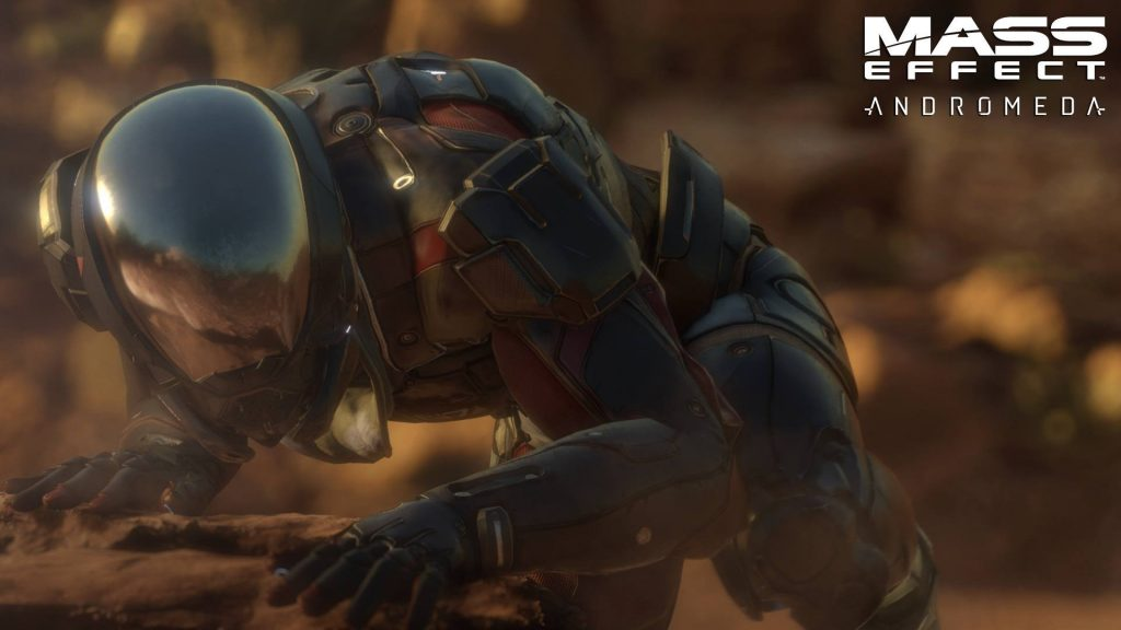 Mass Effect: Andromeda Full HD Wallpaper