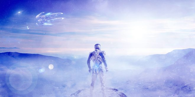 Mass Effect Andromeda Full Hd 3d Wallpapers: Mass Effect: Andromeda Wallpapers, Desktop Backgrounds HD