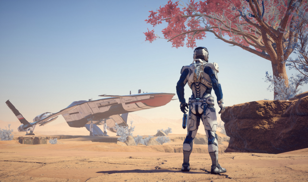 Mass Effect: Andromeda Wallpaper