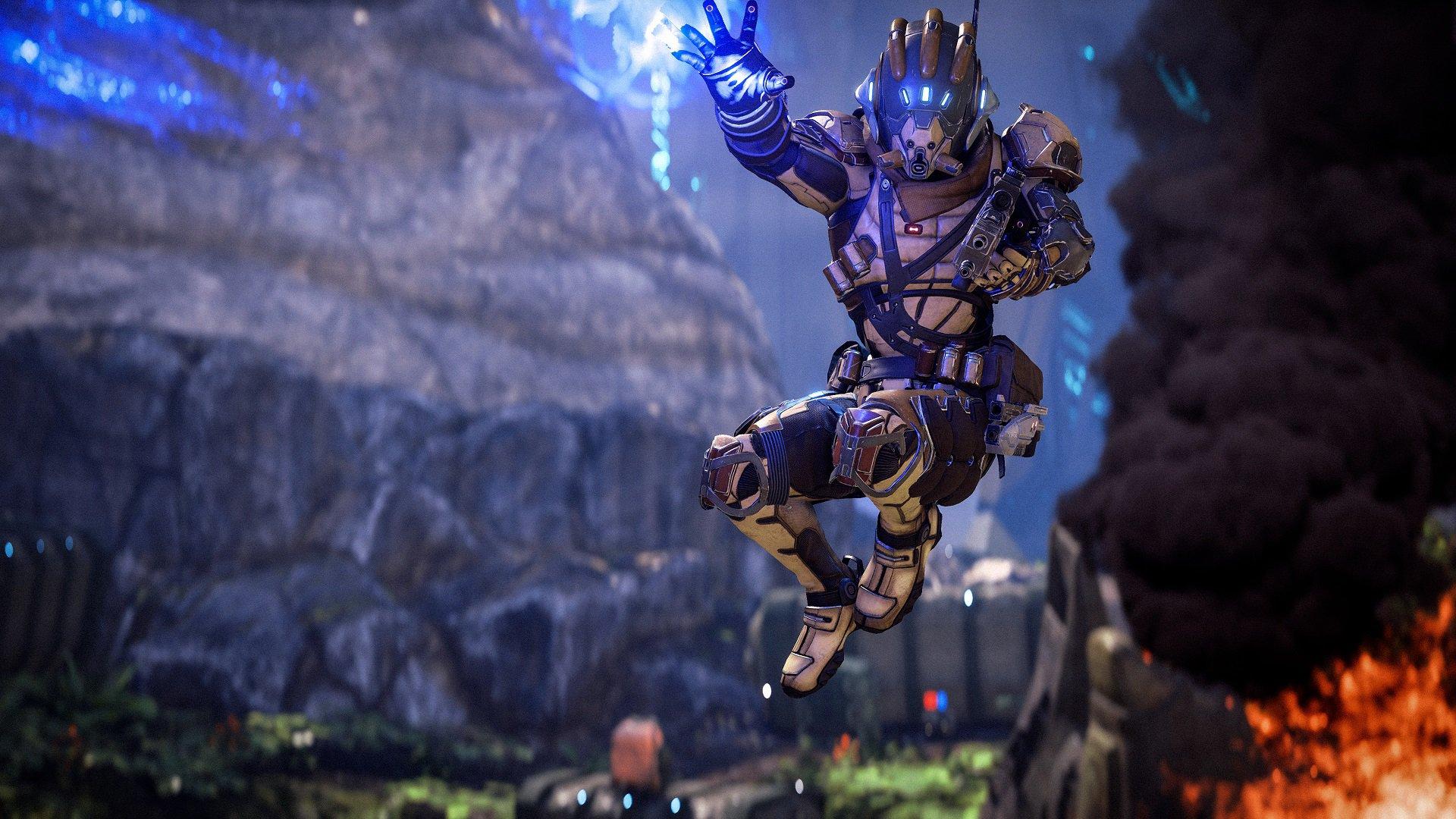 Mass Effect Andromeda Desktop Wallpaper: Mass Effect: Andromeda Wallpapers, Pictures, Images