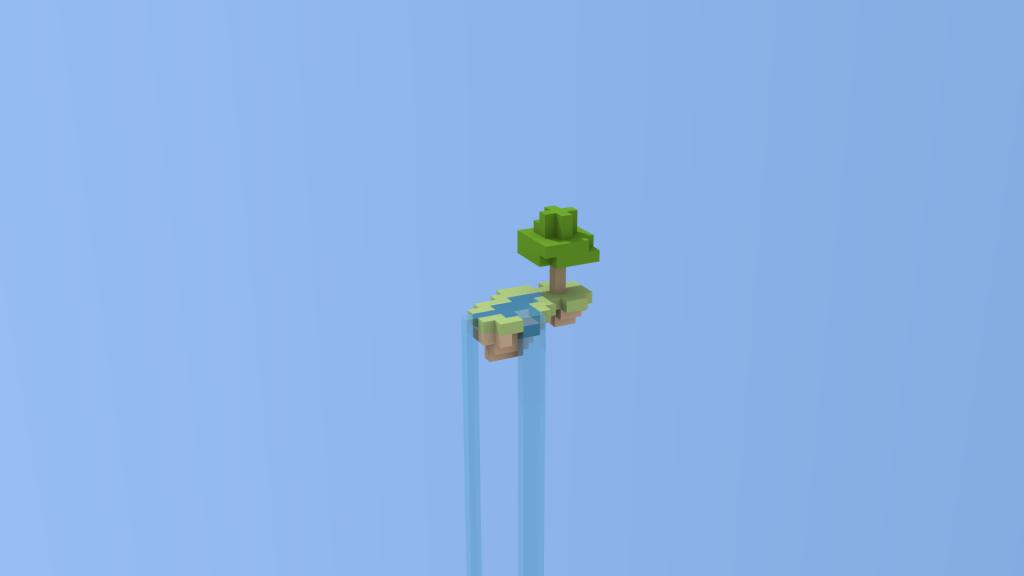 Minecraft Full HD Background