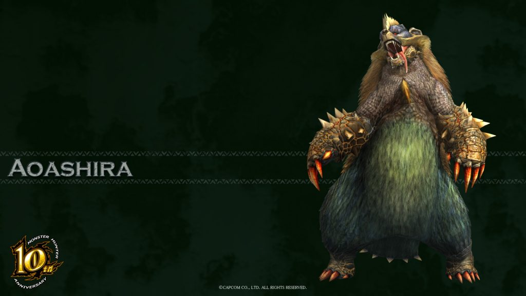 Monster Hunter Full HD Wallpaper