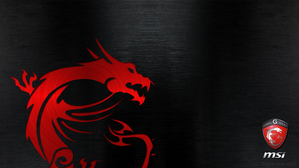 MSI Full HD Wallpaper