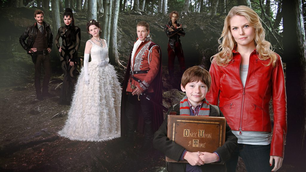 Once Upon A Time Full HD Wallpaper