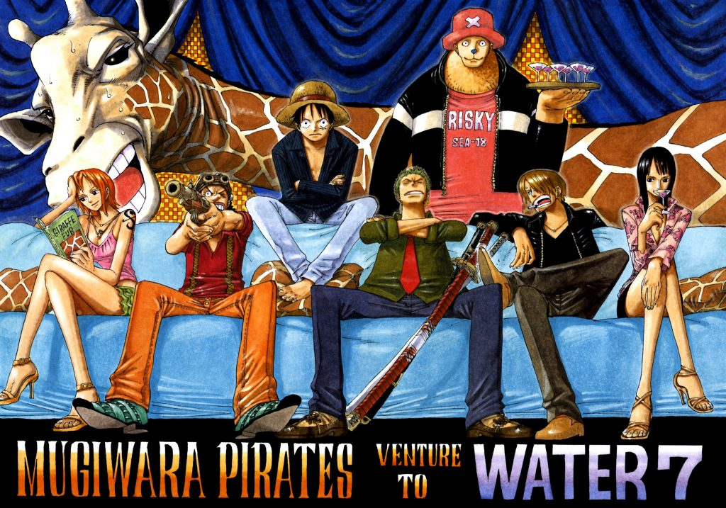 One Piece Background