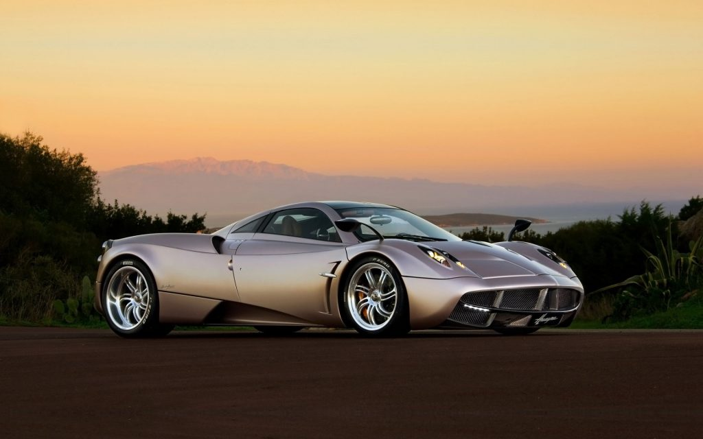 Pagani Widescreen Wallpaper