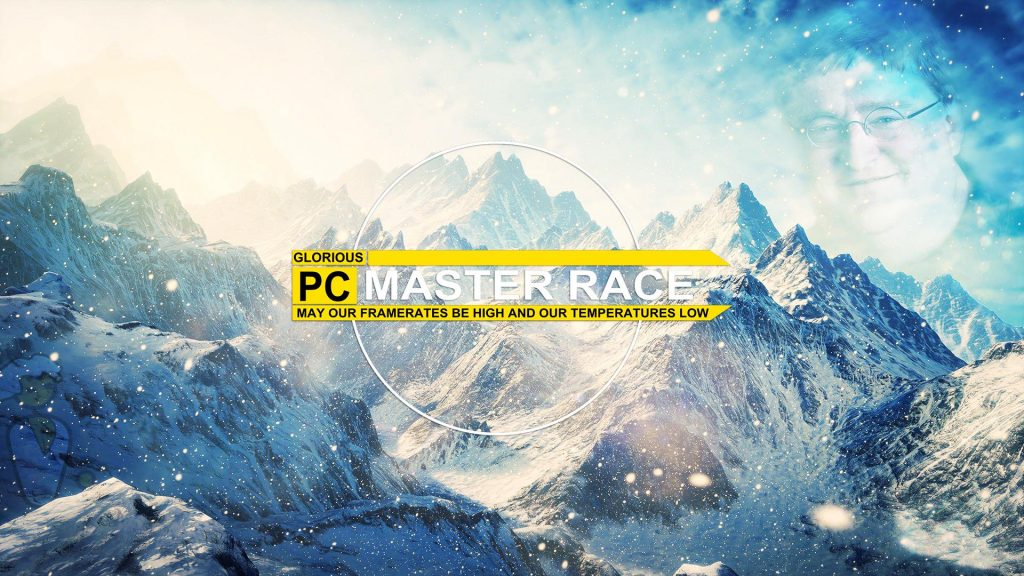 PC Gaming Full HD Wallpaper