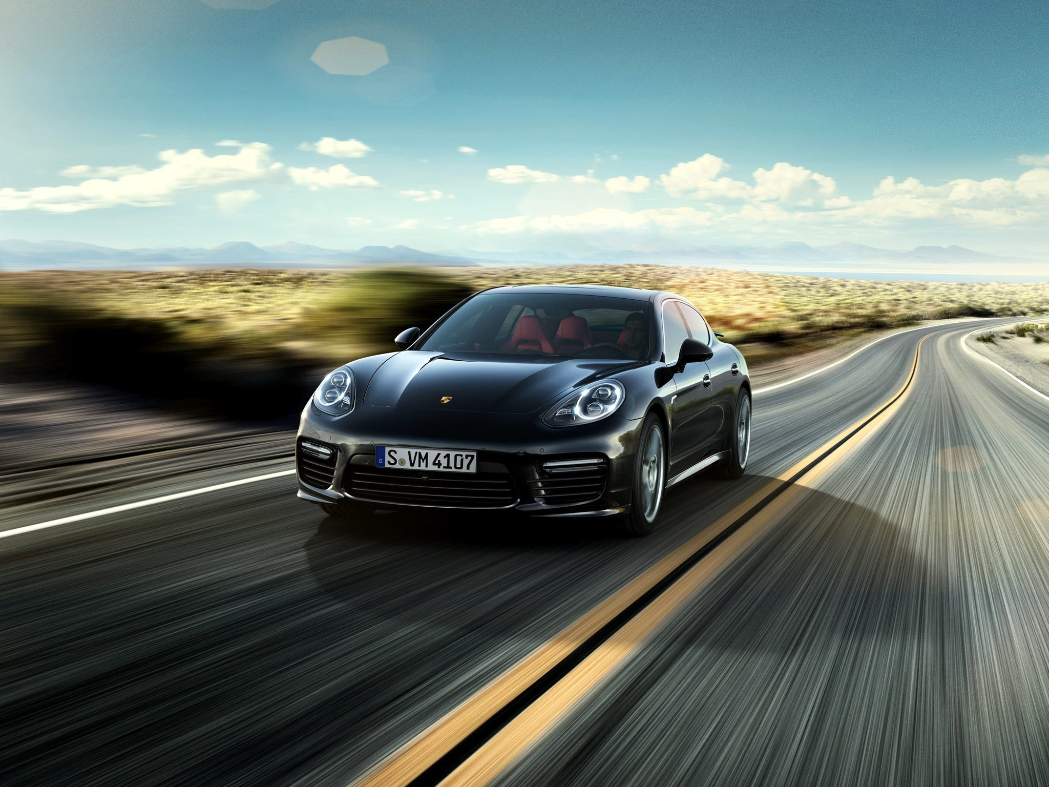 Porsche Hd Wallpapers 1080p: Porsche Panamera Wallpapers, Pictures, Images
