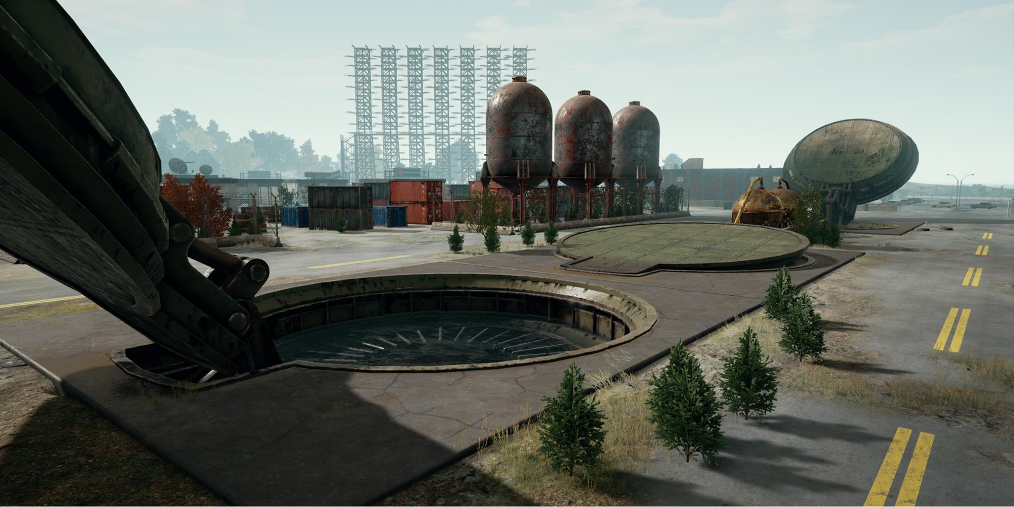 Playerunknown S Battlegrounds Base Building