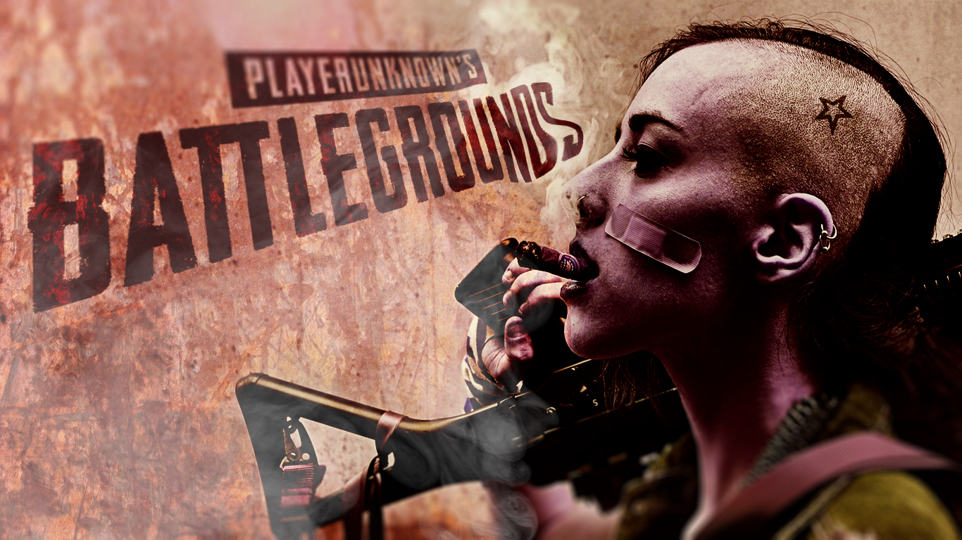 PLAYERUNKNOWNu0027S BATTLEGROUNDS Backgrounds 1366x768