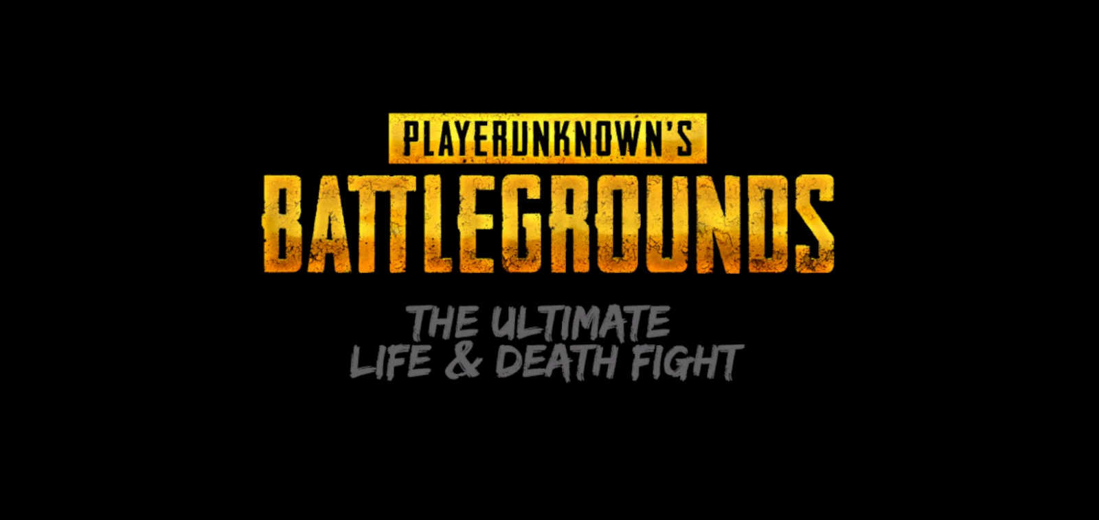 Pubg Logo Black: PLAYERUNKNOWN'S BATTLEGROUNDS Backgrounds, Pictures, Images